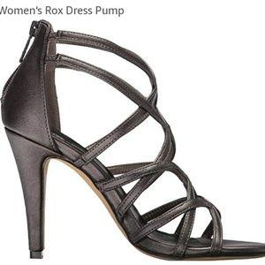 New Women's PEWTER PU Dress Shoes